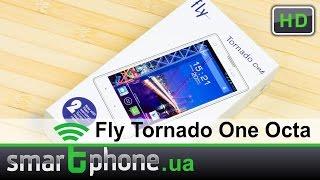 Fly IQ4511 Tornado One Octa - Обзор смартфона. Стекло и 8 ядер.