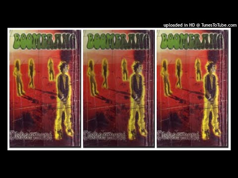 Boomerang - Disharmoni (1996) Full Album