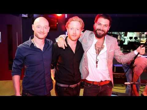 Biffy Clyro BBC Live Lounge - Folding Stars