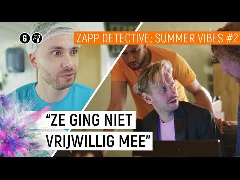 IS BRITT ONTVOERD? | Zapp Detective: Summer Vibes #2 | NPO Zapp
