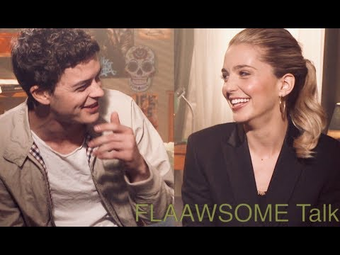 Jessica Rothe & Israel Broussard HAPPY DEATH DAY On What They Feel About Walks Of Shame 😂