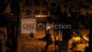 EGYPT: CAIRO CLASHES  ANTI-GOVERNMENT PROTESTS