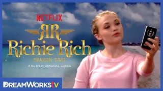 How To Fake A Selfie | RICHIE RICH