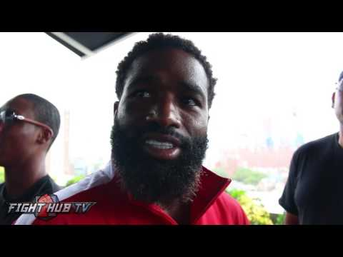 "Thumbnail: Adrien Broner on him being the underdog ""You Motherfuckers Crazy!"""