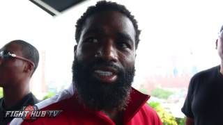 "Adrien Broner on him being the underdog ""You Motherfuckers Crazy!"""