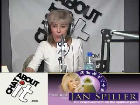 The Jan Spiller Show June 8 2010 Astrology Youtube