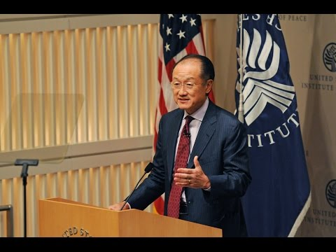 World Bank President Jim Yong Kim: What Works in Development