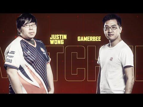 ELEAGUE - Street Fighter V Invitational - Group B, Quarterfinals (BO5)