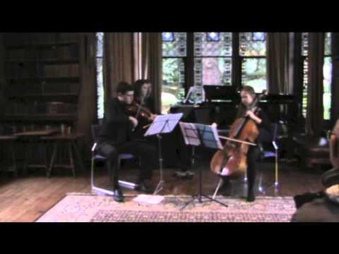 Aether Trio Rachmaninoff Trio élégiaque 1