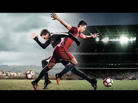 Nike Football Presents  The Switch a Spark Brilliance Production
