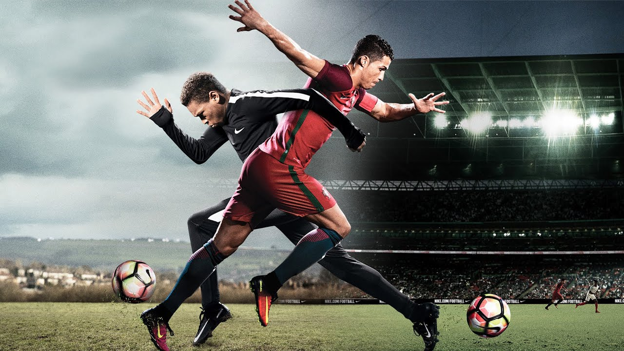 Nike Football Presents - The Switch a Spark Brilliance Production ... 88d31da39aae