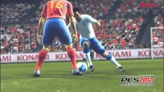 PES 2012 Трейлер E3 2011