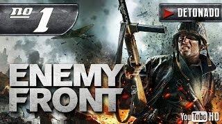 Enemy Front Detonado #1 [LEGENDADO PT-BR]