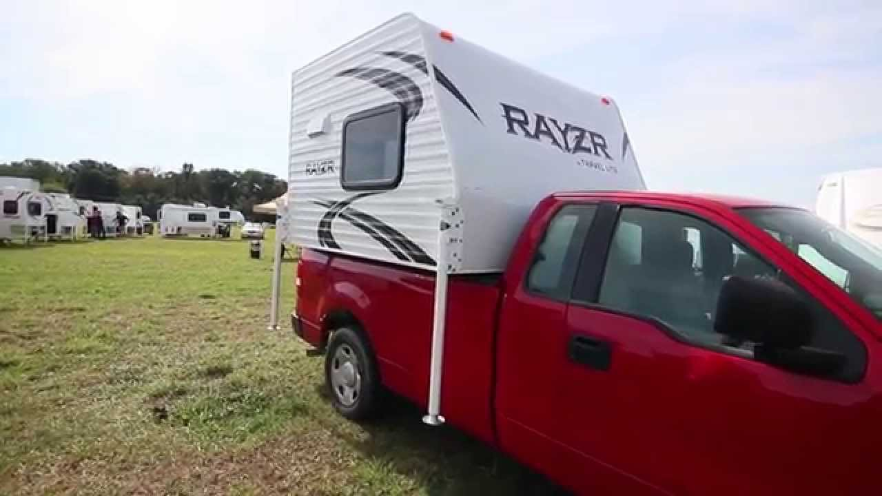 Travel Lite Rayzr Fb Front Bed Youtube