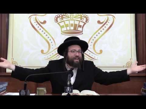 ר' יואל ראטה - אלעס האט א חשבון - ג' אמור תשע''ט - R' Yoel Roth