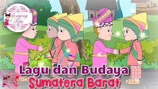 Lagu dan Budaya Sumatera Barat bersama Diva - Budaya Indonesia - Dongeng Kita