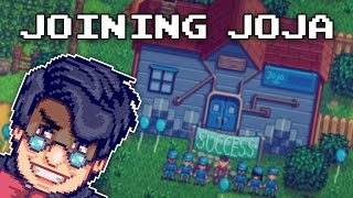 Joining Joja - Stardew Valley