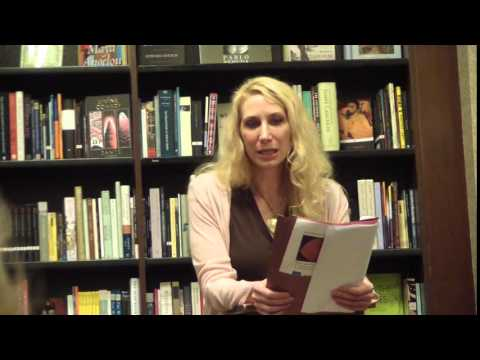 Melissa Studdard - Barnes N Noble Reading 1-28-15