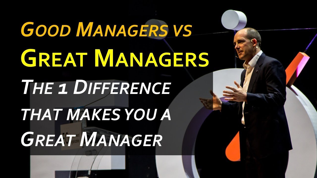 great management vs good