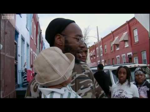 Gun crime on the streets of Philadelphia - Louis Theroux - Killadelphia - BBC