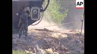 Video KOSOVO: MILOSEVO: BRITISH ENGINEERS DEMOLISH DAMAGED BRIDGE download MP3, 3GP, MP4, WEBM, AVI, FLV Juli 2018