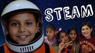 Bringing Science & Space to Refugees | VLOGMAS