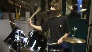 Jenny- The click five drum cover