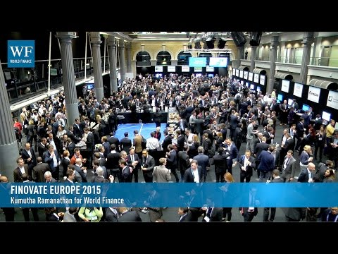 Financial technology comes home: Finovate Europe 2015 | World Finance