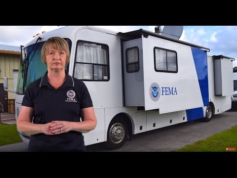 FEMA Disaster Recovery Center Open