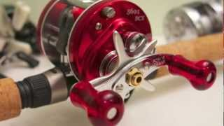 Abu Garcia Ambassadeur 5601 BCX Vol.2 -Boca bearings tune up & Outfitters Pow