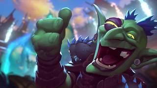 Trailer Breakdown: Rastakhan's Rumble!