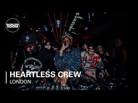 Heartless Crew Boiler Room UKG20 London Live Set