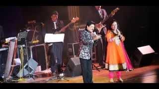 Udit Narayan & Deepa Narayan- Mojgar Crews