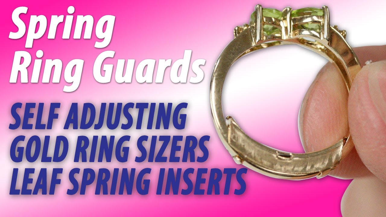 Jewelry Ring Size Adjuster.Best Ring Snuggies Ring Adjusters Photos ...