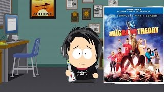 The Big Bang Theory Season 5 Blu-Ray/DVD/Ultraviolet Unboxing