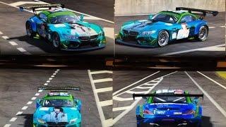 車種: BMW Z4 GT3 3周走ってからリプレイ有り.