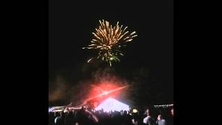 Joburg Fireworks Display
