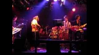 2013,7,27 PINK FLOYD コピーバンド(MEDDLE)ライブその1
