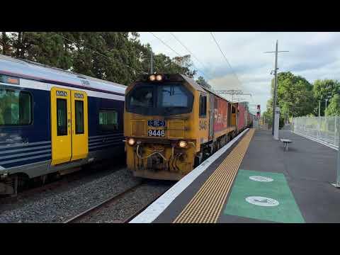 Auckland Rail, Eastern Line