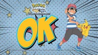 """Pokémon Thailand Official Song 2017 """"OK"""""""
