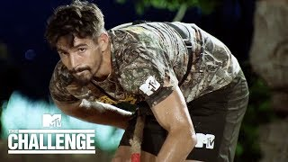Jordan vs. Josh 💪 End of the Rope Elimination | The Challenge: War of The Worlds 2