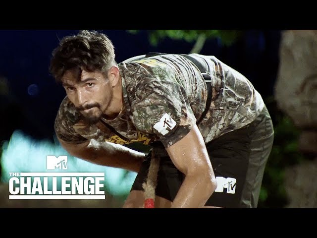 Jordan vs. Josh 💪 End of the Rope Elimination | The Challenge\: War of The Worlds 2