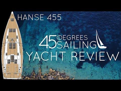 2015 Hanse 455 Review