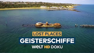 LOST PLACES - Geisterschiffe | HD Doku