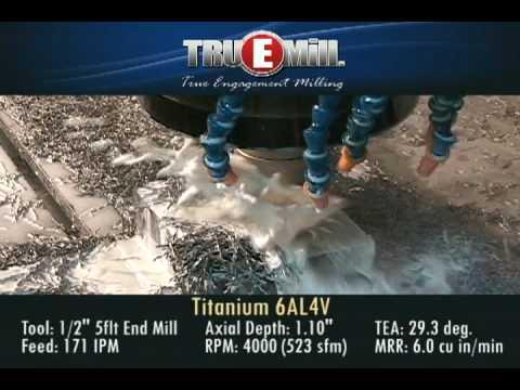 TRUEMill - Titanium 6Al4V - Okuma MB-56
