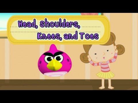 Head,Shoulders,Knees,and Toes [Official Karaoke]