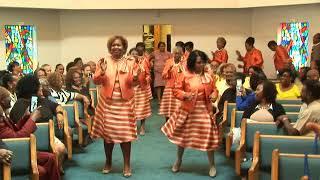 R.S. McMillan chancel Choir 2017  Anniversary