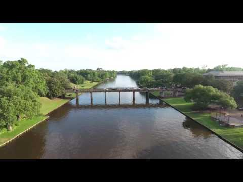 A Trip Around Some of Downtown Natchitoches, Louisiana