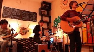 """Hitoshi Arai Acoustic Band Set Tour"" 2014.4.20 Acoustic Band Set @..."