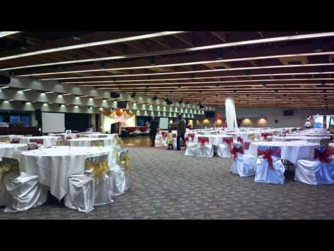 Wedding Decoration Ideas, Banquet Hall Decorations By